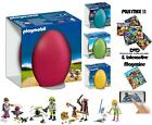 Playmobil Easter Gift Egg Space Agent Fortune Teller Zookeeper & Pirate