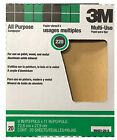 20 Sheets 3M All Purpose Sandpaper 200 Git or 100 Grit