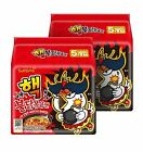 New Series Samyang Mini 80g 12,000SHU Spicy Hot Chicken Fire Noodle Challenge