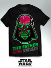Star Wars Darth Vader the father rock T-shirt  Size L, XL New
