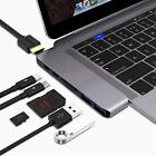 MAKETECH USB C Multi-Function Adapter Compatible 2016/2017/2018 MacBook Pro