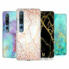 HEAD CASE DESIGNS GLITTERY MARBLE PRINTS HARD BACK CASE FOR XIAOMI PHONES