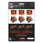 New NFL PICK YOUR TEAMS Die-Cut Premium Vinyl Mini Decal / Sticker Pack