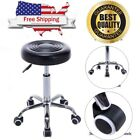 Adjustable Hydraulic Salon Rolling Swivel Stool Massage Bar SPA Seat Chair