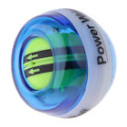 Wrist Power Force Ball Auto Start Spinner Workout with Wrist Strap