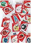 1988 RARE Fleer NFL Football Team Sticker/Checklist * Pick Your Team * $2.99 USD on eBay