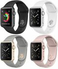 Apple Watch Series 3 42mm GPS + Cellular (LTE )Space Gray ,Silver,Gold Rose Gold