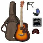 Yamaha JR2 3/4 Junior Acoustic Guitar Bundle