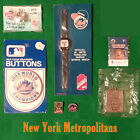 New York Mets VINTAGE Ring Pins Pinback Buttons or Various OTHERS on Ebay