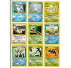 Pokemon Basic Card PICK ONE OR MORE FROM DROP DOWN MENU Free Shipping PIDGEY