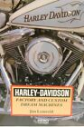 Harley-Davidson: Factory and Custom Dream Machines by Lensveld, Jim Hardback The $9.58 USD on eBay