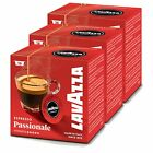 Lavazza A Modo Mio Arabica Passionale 3 Packs Of 16 Coffee Capsules Intensity 11