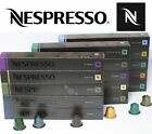 NESPRESSO CAPSULES , PODS - CHOOSE YOUR OWN COFFEE  - 10 20 30 40 50