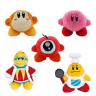 Kirby Adventure Waddle Doo Waddle Dee Chef Kawasaki King Dedede Plush Doll Toy