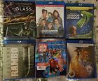 New Release & recent hits blu Ray  2018 & 2019 no dvd or digital