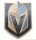 Vegas Golden Knights 3D Hockey Logo (2 Versions) - Emblem, Ornament or Magnet!! $13.03 CAD on eBay