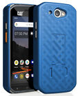 Slim Kick-Stand Case Hard Shell Cover for CAT S48c Phone