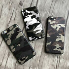 Camouflage TPU For iPhone XS Max/XR X/XS Silicone Rubber Case Ultra Thin Cover