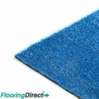 Blue Artificial Grass - Events & Exhibitions - Astro Turf - Fake Lawn - 4m Wide