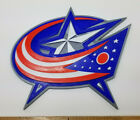 Columbus Blue Jackets 3D Hockey Logo - Emblem, Ornament or Magnet!! $13.41 CAD on eBay