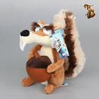 Ice Age 4 Continental Drift Funny Squirrel Scrat and Scratte Soft Plush Toy Doll