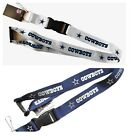 DALLAS COWBOYS LANYARD KEYCHAIN KEYRING NFL WITH CLIP YOU PICK THE COLOR $6.89 USD on eBay