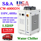 USA! S&A 110V CW-6000DN Water Chiller for Fiber /S