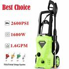3000PSI High Power Water Electric Pressure Washer 1800W 1.8 GPM Cleaner Machine photo