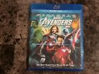Marvel Blu Ray Movies Iron Man Thor Ant-Man Captain America Guardians Bumblebee