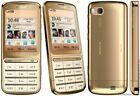 Original  Nokia  C3-01  Factory Unlocked Cellular Phone 3G WIFI  Multi-Color