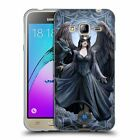 OFFICIAL ANNE STOKES RAVEN SOFT GEL CASE FOR SAMSUNG PHONES 3