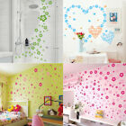 DIY Removable Butterfly Flowers Floral Wall Sticker Decal Home Office Art Decor