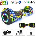 "Hoverboard 6.5"" ZOLL Self-Balancing Elektro Scooter Smart Skateboard LED 4set"