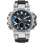 SMAEL Men Sports Military Digital Calendar Analog Quartz StopWatch Shock ProofWristwatches - 31387