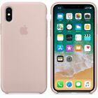 Genuine OEM Soft Silicone Case For Apple iPhone X XR XS Max 6 7 8 Plus - US SHIP