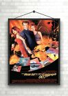 The World Is Not Enough James Bond 007 Classic Large Movie Poster Print $4.46 USD on eBay