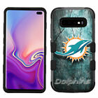 Miami Dolphins #MRV Rugged Impact Case for Galaxy S10/S10e/Plus/5G/S9/S8/S7/S6 $20.0 USD on eBay