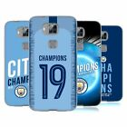 OFFICIAL MANCHESTER CITY MAN CITY FC 2019 CHAMPIONS GEL CASE FOR HUAWEI PHONES 2
