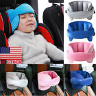 US Baby Child Head Support Stroller Buggy Pram Car Seat Belt Sleep Safety Strap