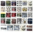 NFL FOOTBALL 7/8 INCH GROSGRAIN RIBBON FOR HAIR BOWS CRAFTS COWBOYS BEARS COLTS $1.79 USD on eBay