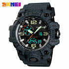 Military Men Tactical Digital Watch Shock Resist Sport Analog Quartz Wrist Watch