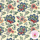Moda PROVENCAL 21730 12 Ivory Cream Floral AMERICAN JANE Quilt Fabric French