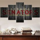 USA SELLER! Many SIZES Canvas Print Spray Painting Sports Ottawa Senators 5 Pc $22.47 USD on eBay