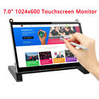 15.6  Portable Monitor HDR 4K 3840x2160 IPS HDMI Touch Screen Gaming Monitor USA