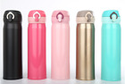 Thermos Beaker Vacuum Insulated Bottle Mug Cup Coffee Travel Flask