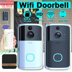 Kyпить Smart Video Wireless WiFi Door Bell IR Visual Camera Record Security System US на еВаy.соm