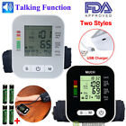 2x Fully Automatic Upper Arm Blood Pressure Monitor BP Cuff Gauge Machine Meter $21.63 USD on eBay