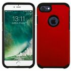 For Apple iPhone 7/7 Plus Hard Astronoot Hybrid Rubber Silicone Case