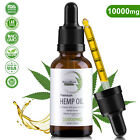 Buy 2 get 1 FREE Organic Hemp Oil Drops Pain Relief Reduce Stress Joint Support $27.83 USD on eBay