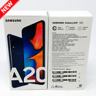 "Samsung Galaxy A20 32gb A205g/ds Dual Sim Factory Unlocked 6.4"" 13mp+5mp Phone"